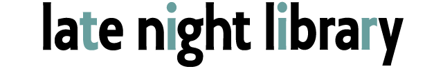 late night library logo